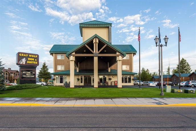 gray wolf inn west yellowstone reviews