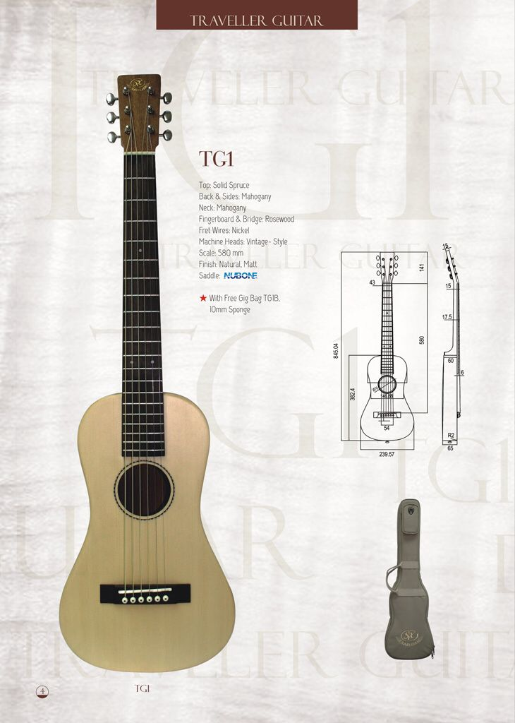 gypsy rose acoustic guitar review