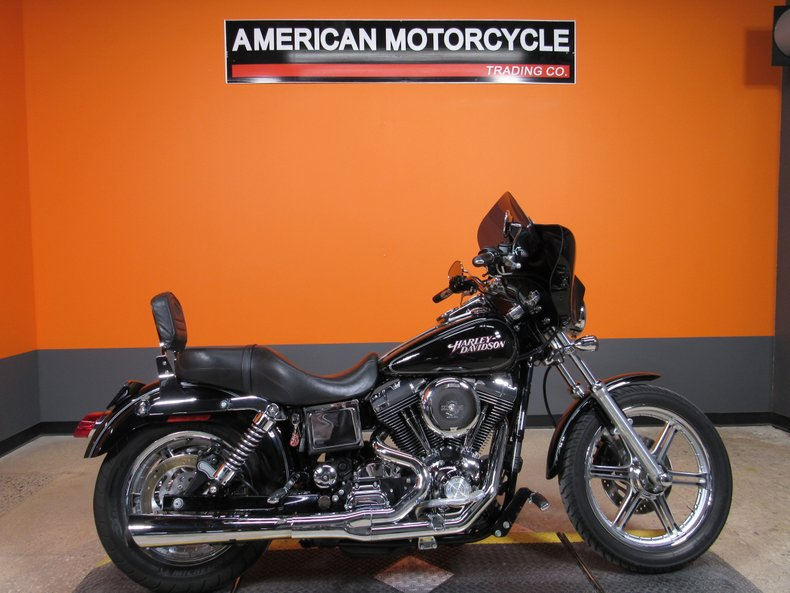 2005 dyna low rider review