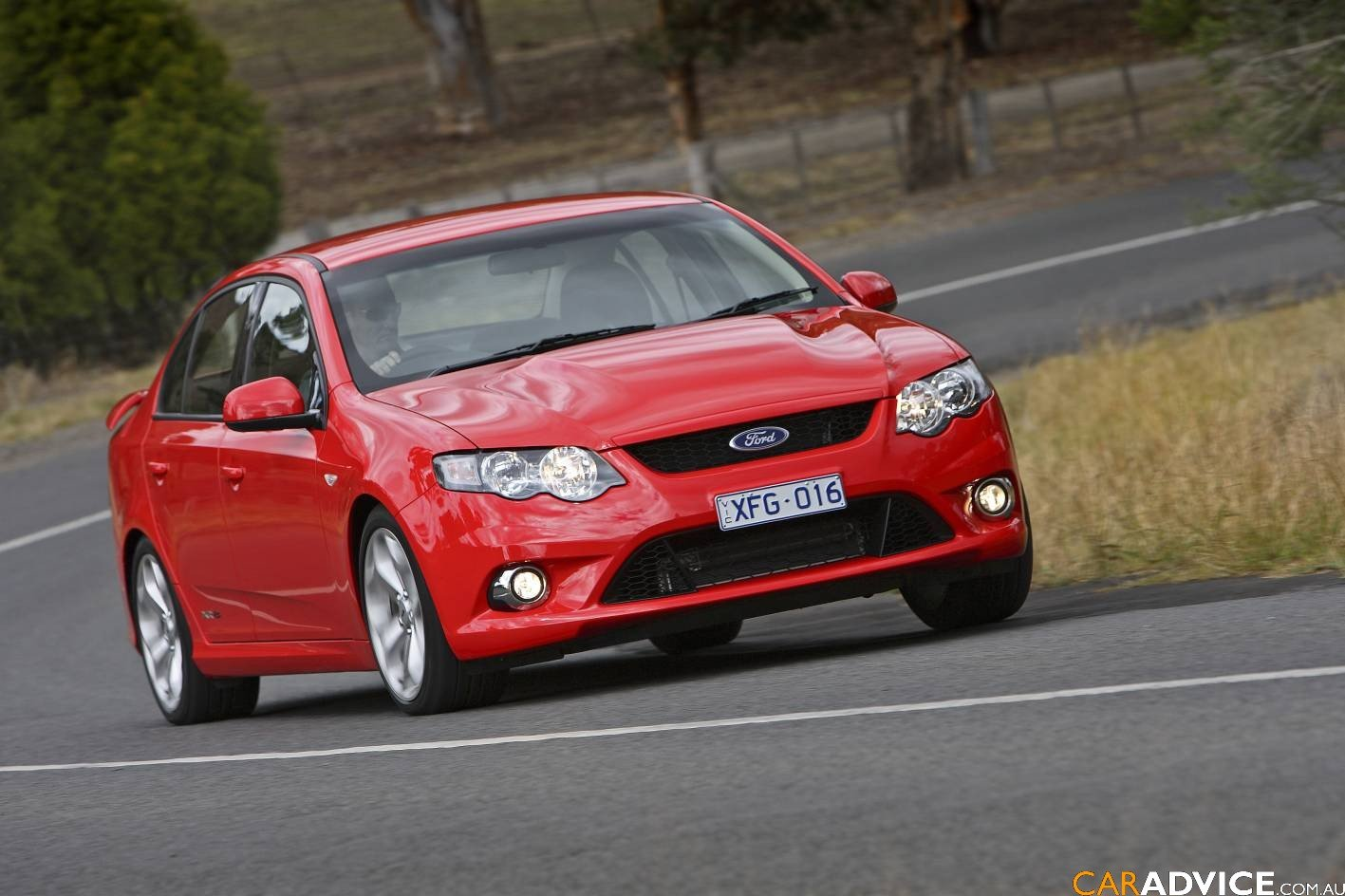 2008 ford falcon lpg review