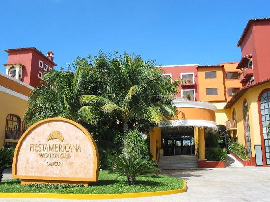 fiesta americana villas cancun reviews