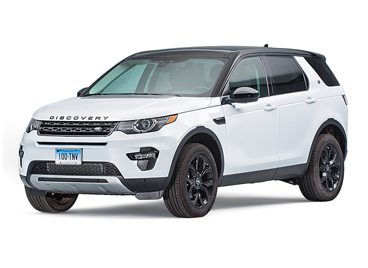 land rover discovery 2015 review