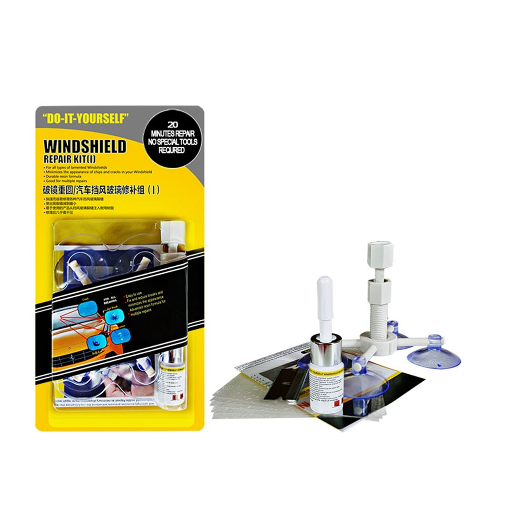 ufixit windscreen repair kit review