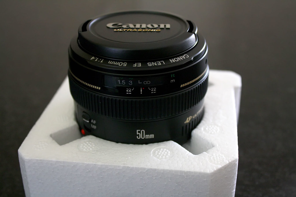 canon ef 50mm f1 4 usm review